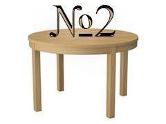 Стол №2