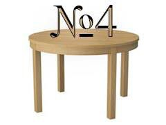 Стол №4