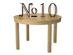Диета стол №10