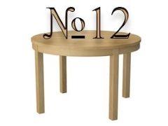 Диета стол №12