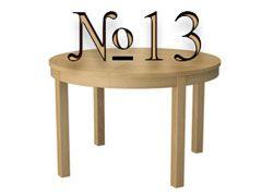 Диета стол №13